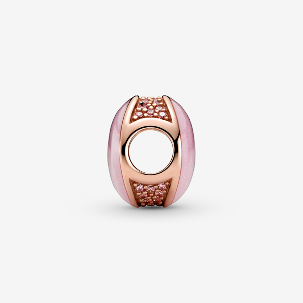 Charm Remolino Rosa image number null