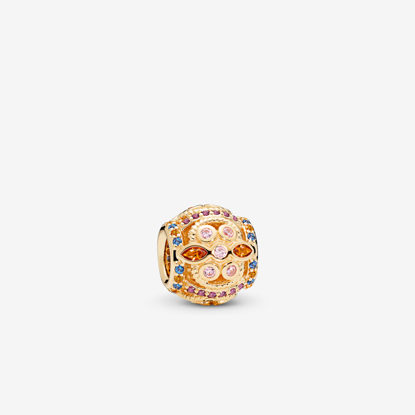 Charm en oro Fresco a Color image number null