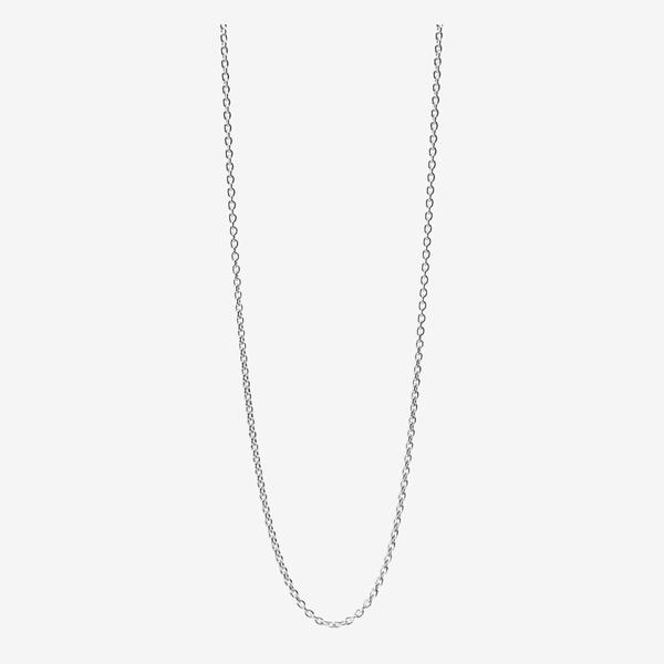Collar de plata de ley image number null