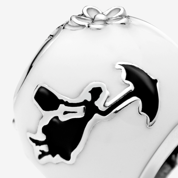Charm en plata de ley Mary Poppins image number null