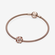 Charm Galaxia PANDORA Rose image number null