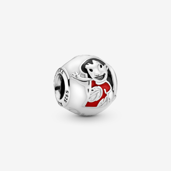 Charm en plata de ley Lilo and Stitch image number null