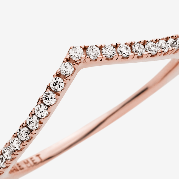 Anillo en PANDORA Rose Deseo Reluciente image number null