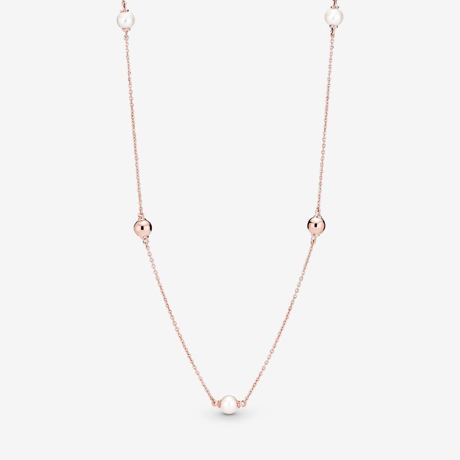 Collar Perlas Contemporáneas image number 0