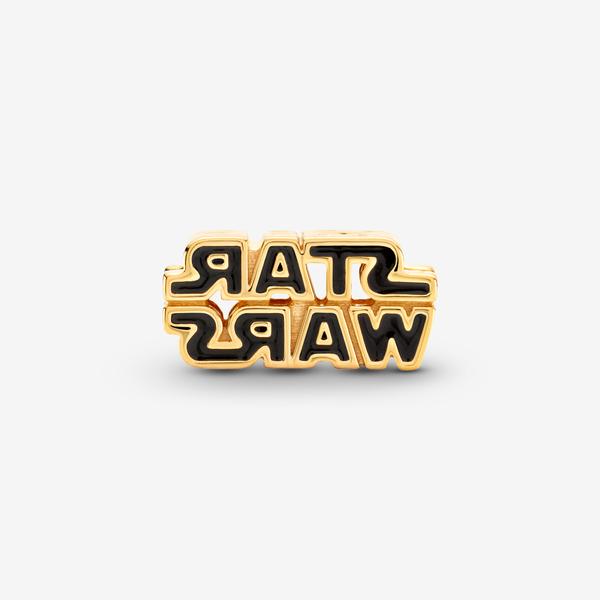 Charm Logo Brillante Star Wars™ en 3D image number null