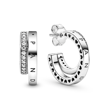 Pendientes de Aro Logo