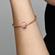 Charm de Clip Filas Brillantes Rosa image number null