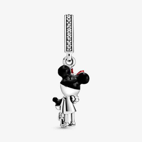 Charm Colgante Madre e Hijo Parques de Disney image number null