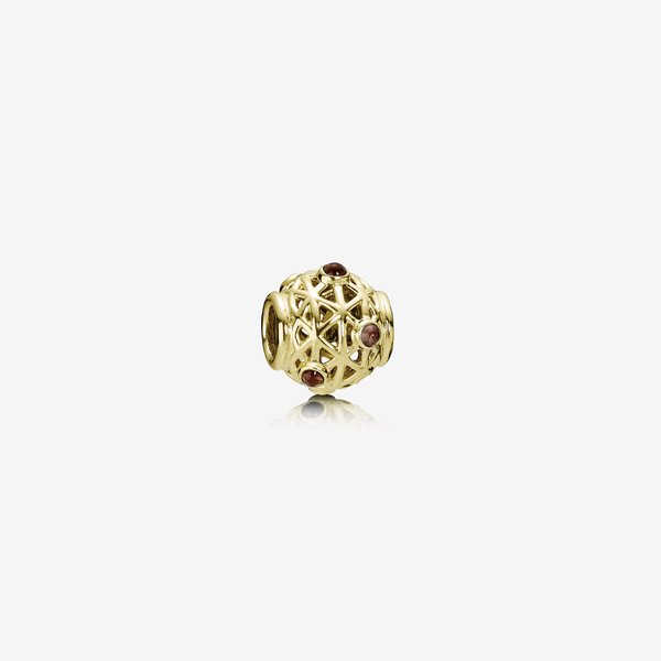 Charm Calado Rojo image number null