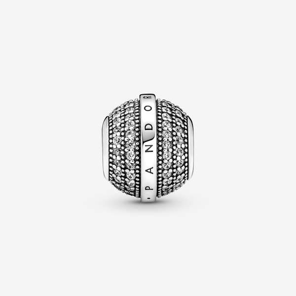 Charm Pavé & Logo image number null