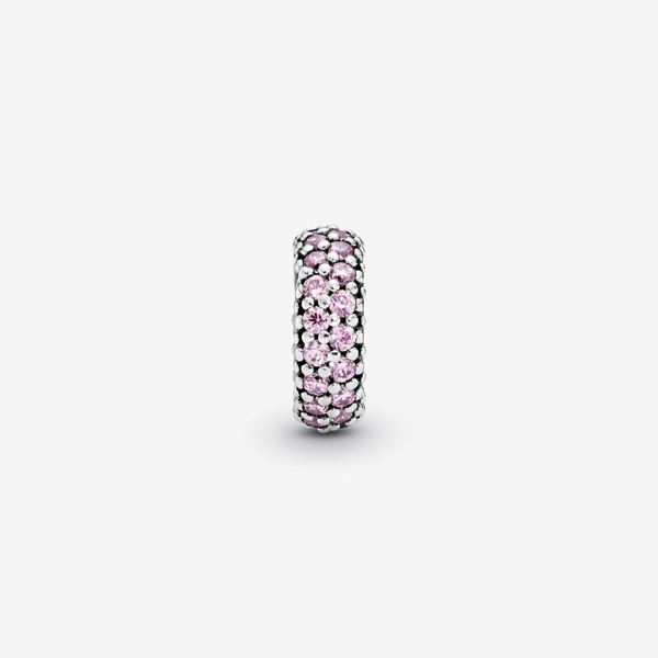 Charm Inspiración Pavé Rosa image number null