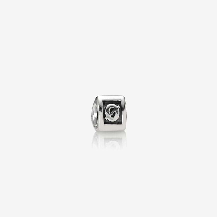 Charm de plata de ley  Ø image number 0