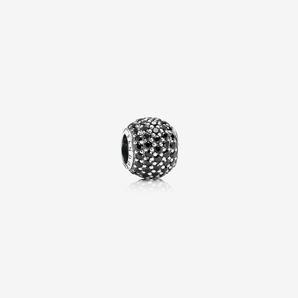 Charm Pavé Negro image number null