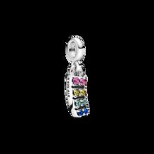 Mini Colgante Colores del Orgullo Pandora ME